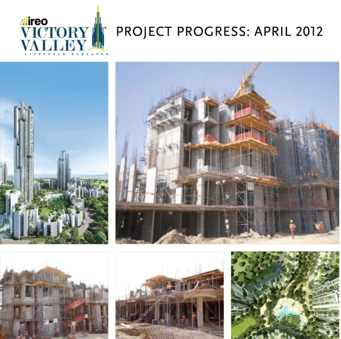 Ireo Victory Valley Construction Update