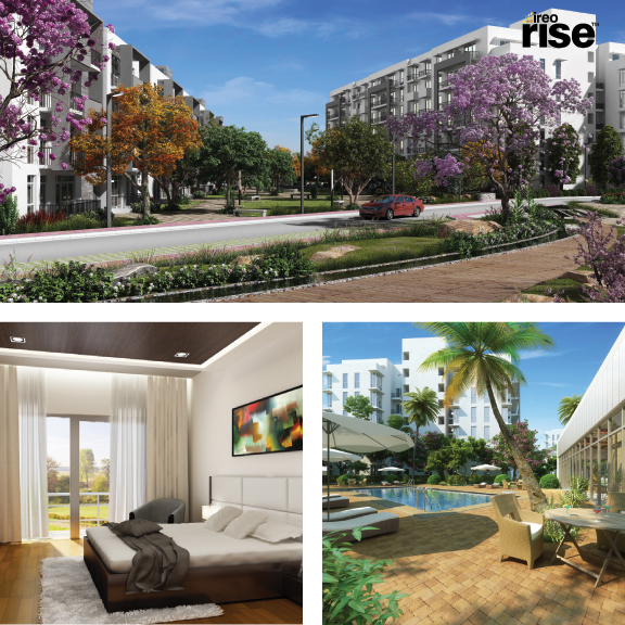 Ireo Rise is located in Sector 99, Mohali. Contact the Ireo team for details and availability today.