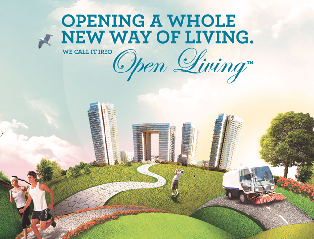 Discover Ireo Open Living