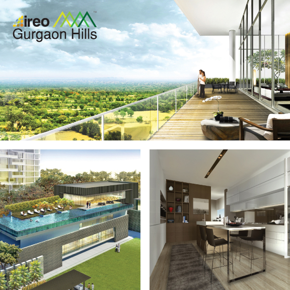 The ultra-luxurious Ireo Gurgaon Hills