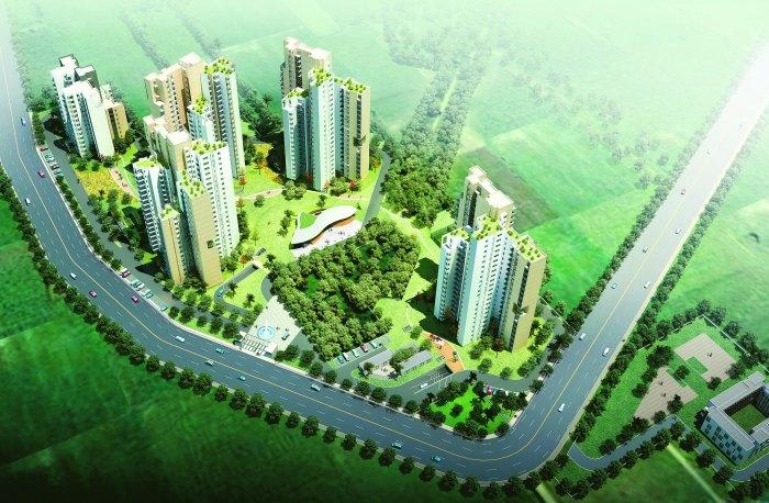 Ireo Uptown, Gurgaon