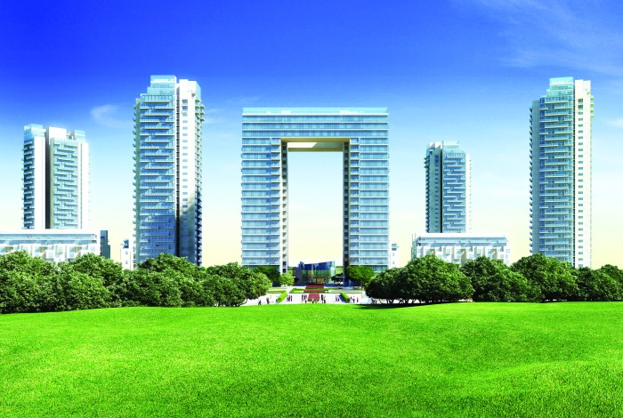 The Grand Arch, Gurgaon