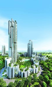 Ireo Victory Valley, Gurgaon