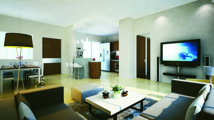 Apartment Interior at The Grand Arch, Gurgaon
