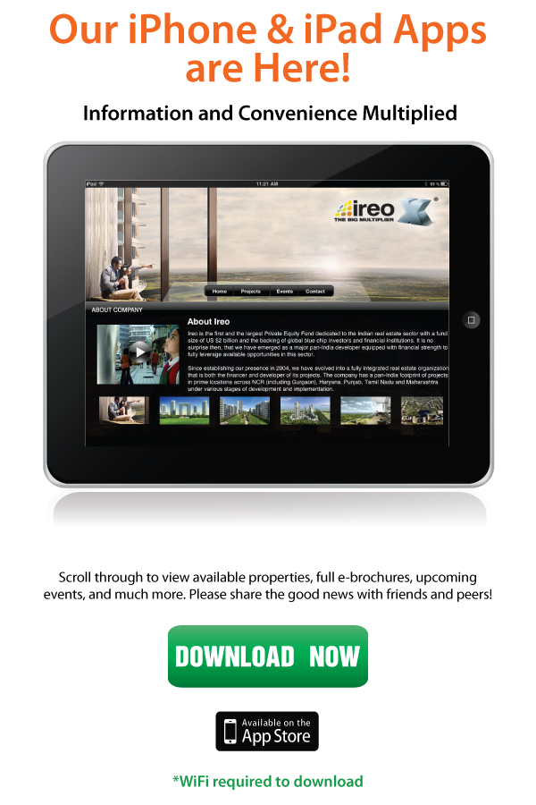 Ireo-iPad-App