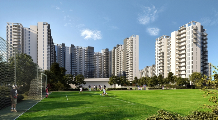 "Ireo ""The Corridors"" launched in Sec- 67A, Gurgaon"